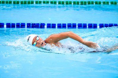Il nuoto fa dimagrire