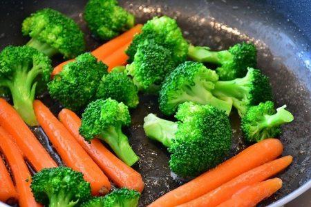 mangiare verdura